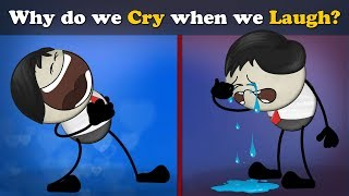 Why do we Cry when we Laugh?   #aumsum #kids #science #education #children
