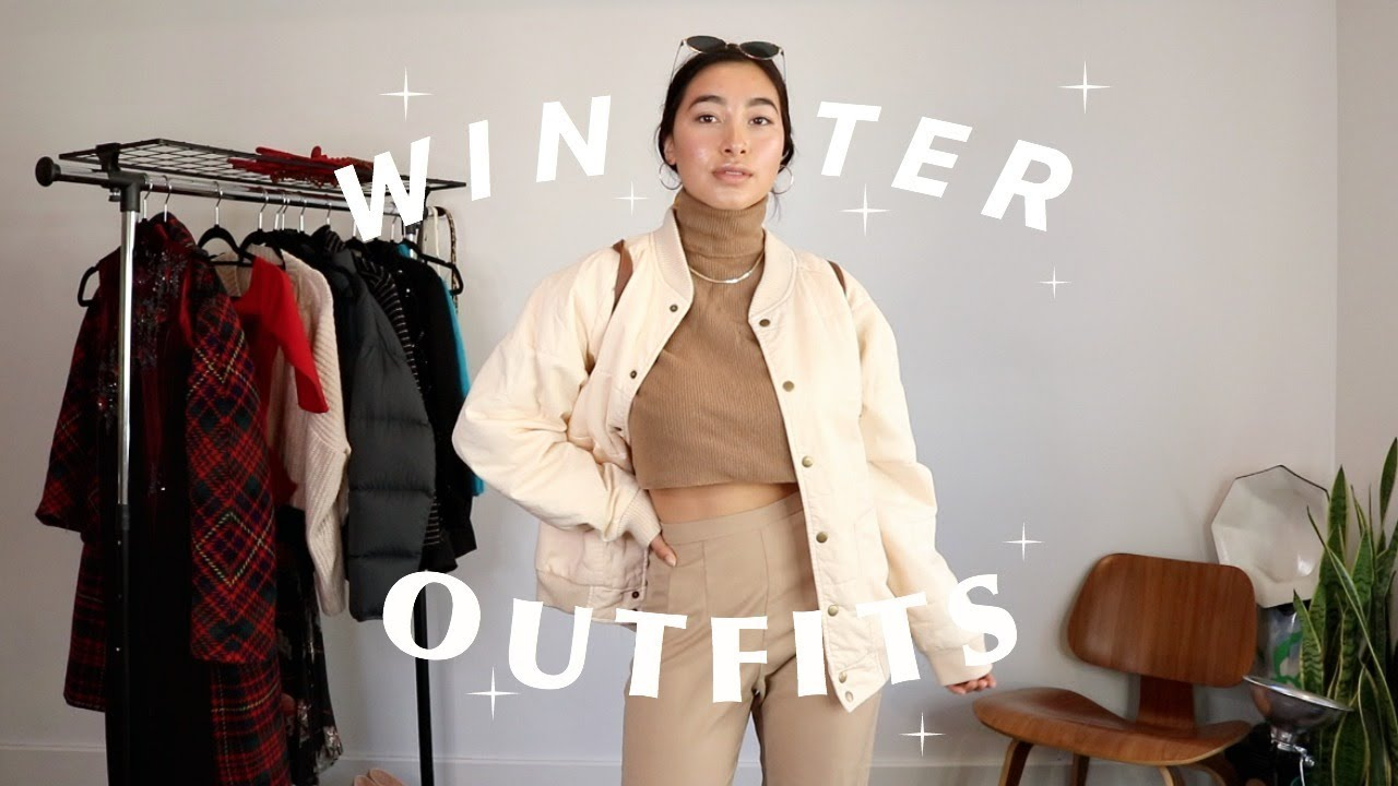 Winter Outfit Ideas ! Secondhand & Artsy 9