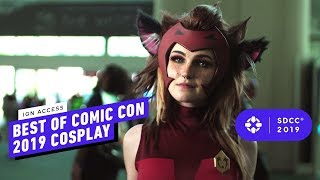 Some of The Best Comic Con 2019 Cosplay!