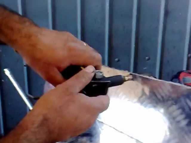 Rebitador para porca-rebite