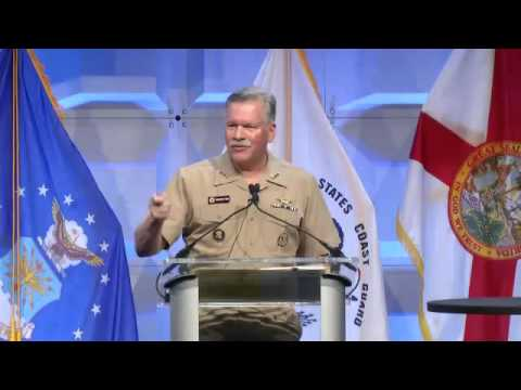 Keynote Address: VADM Mark Fox, USN at MILCOM 2015