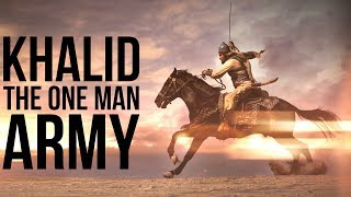 Epic Story of Khalid Ibn Al-Walid (All The Battles) - Part 1 of 2