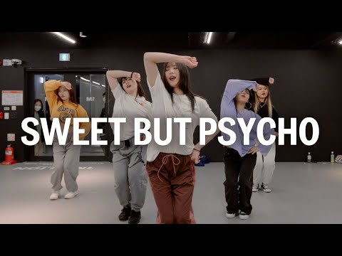 Ava Max - Sweet but Psycho / Beginner's Class