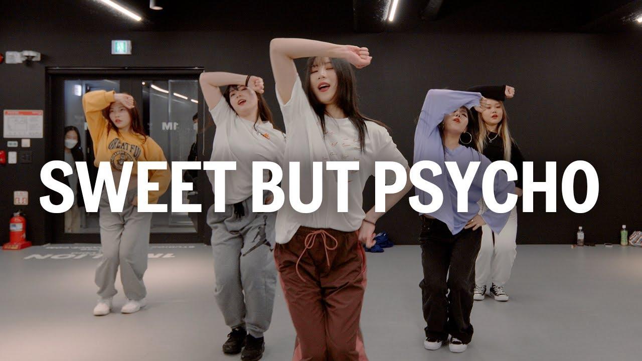 Ava Max - Sweet but Psycho / Beginner's Class