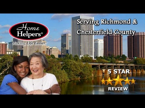 Senior Home Care   Home Helpers of Chesterfield & Richmond  Wonderful 5 Star Review by Terry Z.