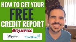 How To Check Your Annual Credit Report for Free