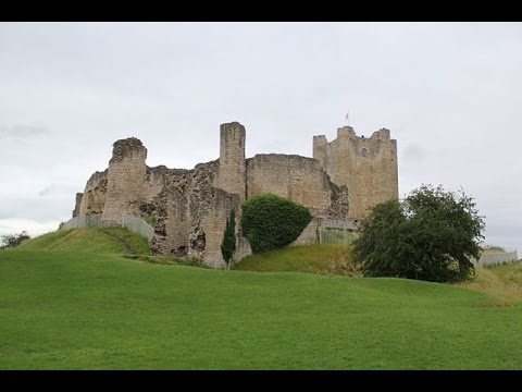 Places to see in ( Doncaster - UK ) Conisbrough Castle