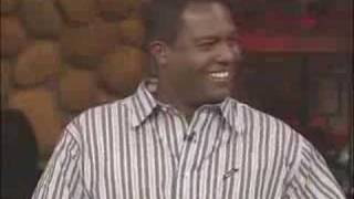 Jalen Rose On Best Damn W/ Shaun Alexander Sep 14 2005 PT1