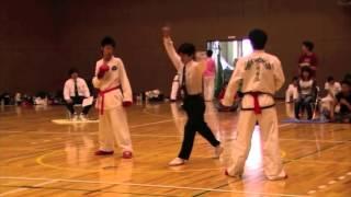 第11回近畿大会 マッソギライト級 (-64kg) 三位決定戦 橋本 純(西陣) vs...
