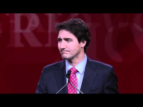 Justin Trudeau: Speech / Discours Montréal 2014