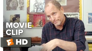 the edge of seventeen movie clip   lunch break 2016   woody harrelson movie