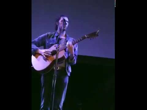 Hozier - From Eden - Acoustic - Rockin' the Roses Benefit - May 18, 2017