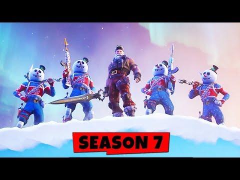 Fortnite - Season 7 Official Trailer