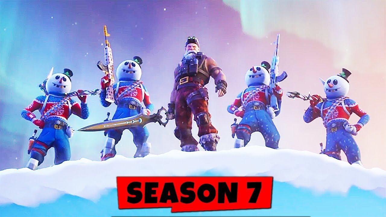 Fortnite - Season 7 Official Trailer - YouTube