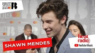 Shawn Mendes talks breaking the internet for his Calvin Klein campaign 😳 Video