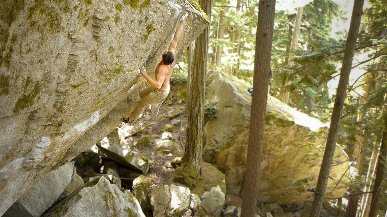 Wild High Ball Dynos In Squamish | The Granite Life, Ep. 1