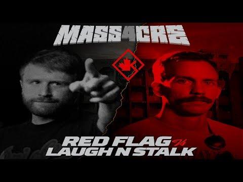 KOTD - Red Flag vs Laugh N Stalk | #MASS4