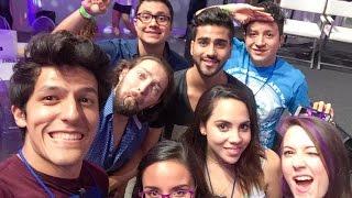 FIESTA EN MIAMI DE YOUTUBERS | LOS POLINESIOS VLOGS
