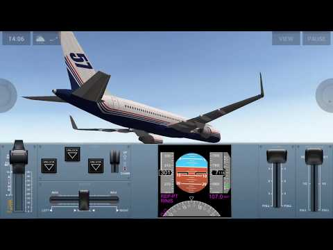 Extreme Landings | Boeing 757 Flight from London Heathrow Airport to Schiphol Airport Amsterdam