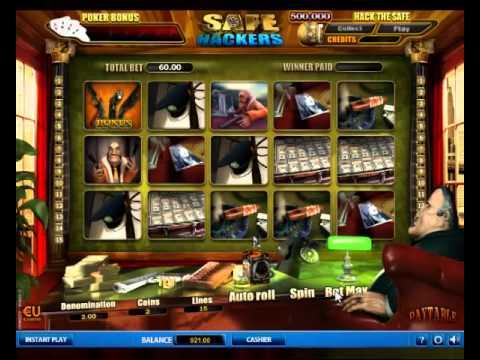 Safe slot machines