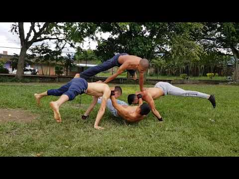 Calisthenics World Cup 2018 - COLOMBIA -  TEAM USC POWER COLOMBIA