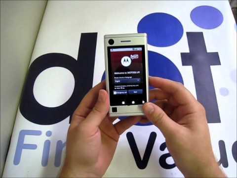 Motorola Devour Bypass Activiation Trick