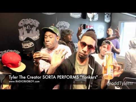 """Tyler, The Creator & Odd Future SORTA PERFORM """"Yonkers"""" HD"""