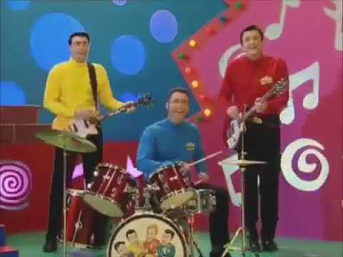 The Wiggles: The Brick-Layers song