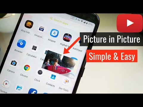 YouTube Picture In Picture Mode On Any Oreo And PIE Device | Easy And Simple Trick | Hindi