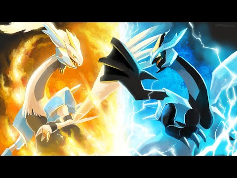 Xem phim Pokemon: Cuộc đối đầu của Kyurem vớ thánh kiếm sĩ Keldeo - Truyền thuyết về pokemon huyền thoại Kyurem: Rồng băng vĩnh cửu