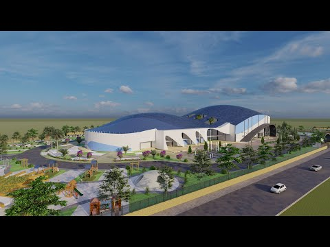 Thesis on Indoor Sports Complex