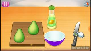 Играем в игру кухня Сары