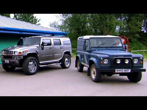 The Best Land Rover Alternatives - Fifth Gear