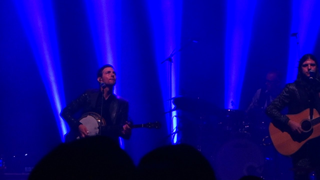 Avett Brothers Laundry Room Pnc Arena New Years Eve Youtube