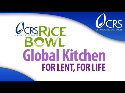CRS Rice Bowl's Global Kitchen