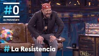 LA RESISTENCIA - La Residencia: Un minuto de silencio   #LaResistencia 25.02.2019
