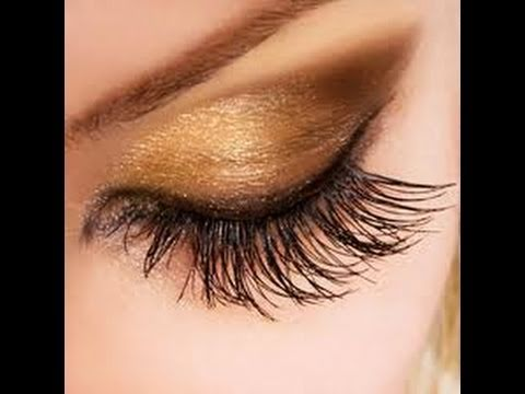 HOW TO: Make Your Real Lashes Look Like Fake Lashes - YouTube