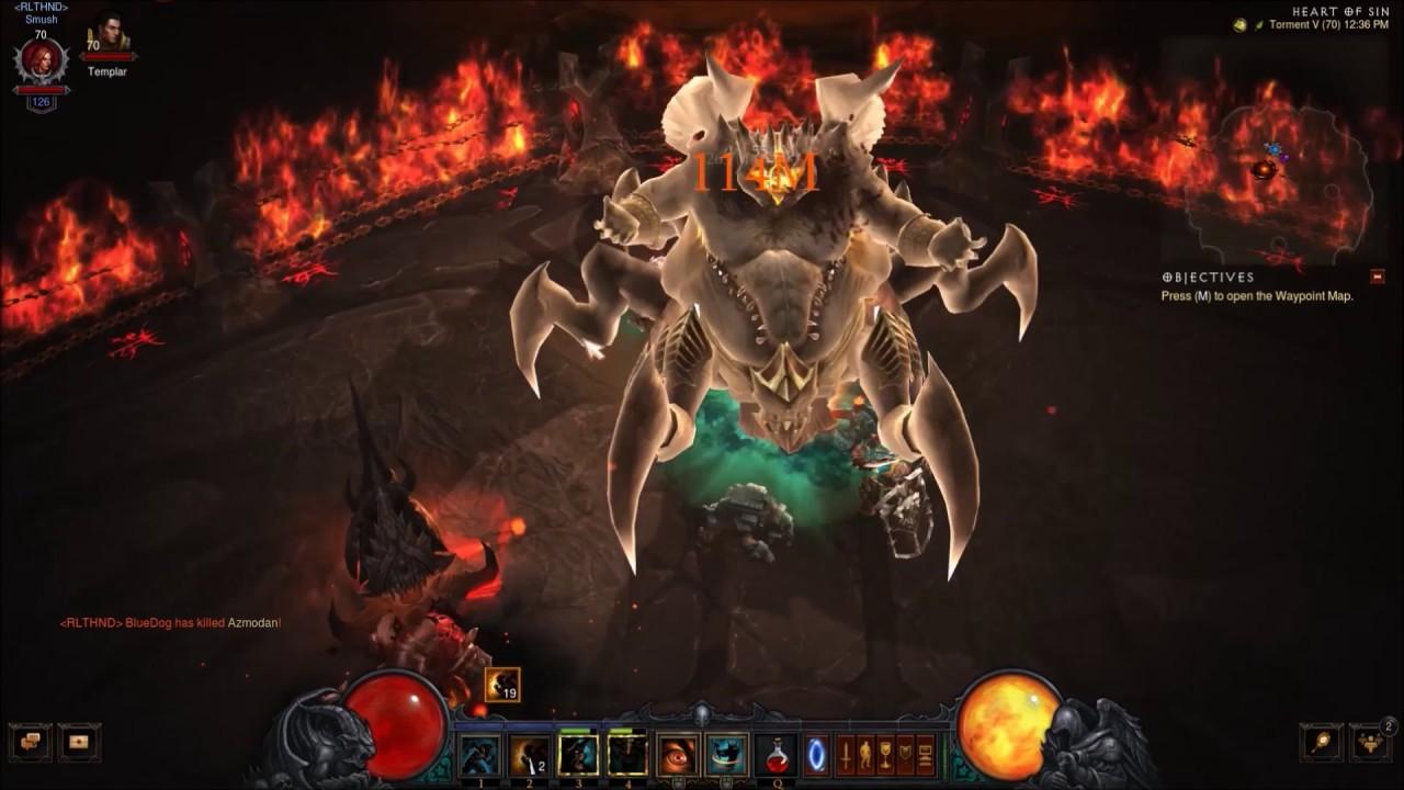 Diablo  Raekor Build Season