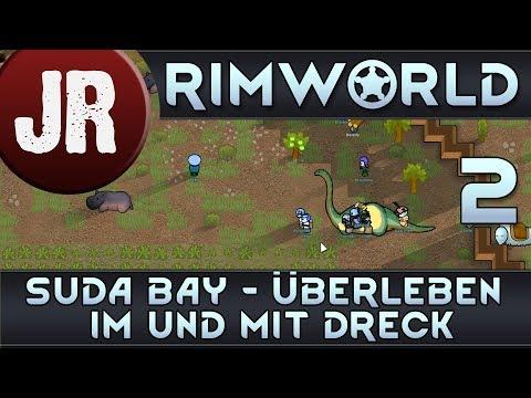 RimWorld - Suda Bay - Überleben im und mit Dreck