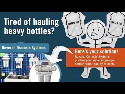 The Water Store - Reverse Osmosis System