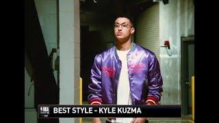 Area 21: Kyle Kuzma's Style