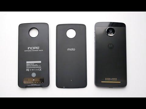 new concept e149e 64ad1 Moto Mods: аккумулятор Incipio offGRID Power Pack