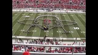 The Ohio State University Marching Band TBDBITL Halftime The End of the World thumbnail