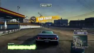 FT Quickie - Burnout Paradise Remastered (Repair your car)