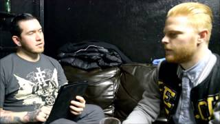 Born of Osiris Interview - Glasgow Cathouse - 26/02/2013 - Rock n Reel Reviews