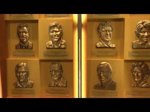 Traveling Golfer at the World Golf Hall of Fame & World Golf Village