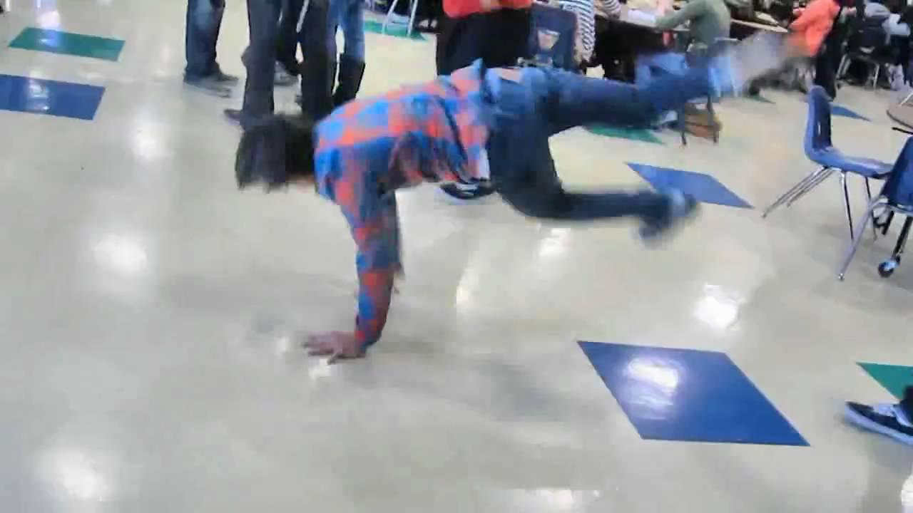 break dancing freeze frame fun - YouTube