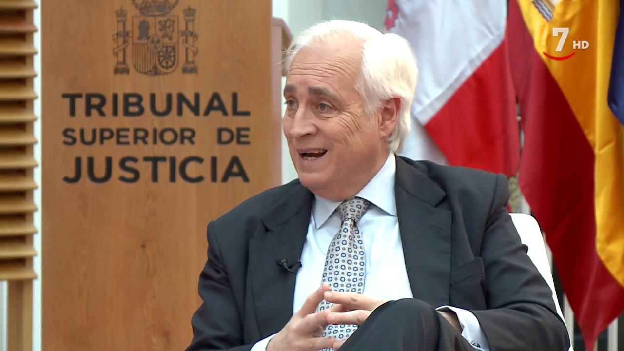 ¿Quién es José Luis Concepción, el presidente de TSJ que cargó contra la exhumación de Franco, el estado de alarma y lo hace ahora contra Pablo Iglesias?