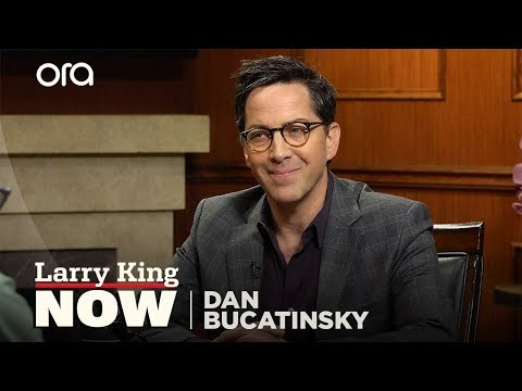 Dan Bucatinsky on LGBTQ representation in TV and film  Larry King Now  Ora.TV