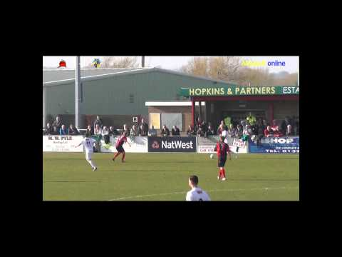Nigel Atangana's Goals
